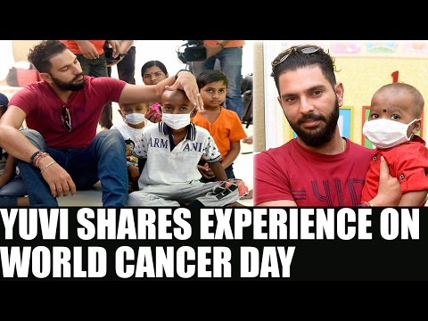 Yuvraj Singh shares his  near-death experience on World Cancer Day|Oneindia News