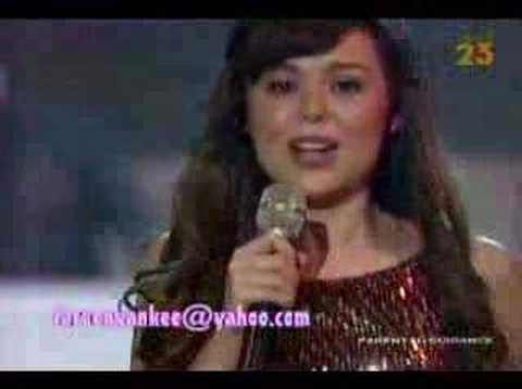 MYX Music Awards '08 - Nancy Jane Love Song