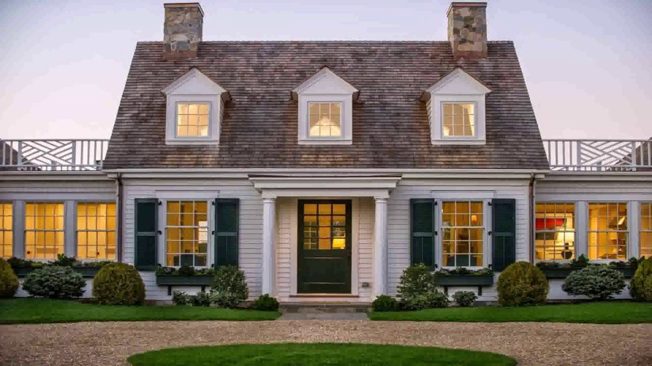Small New England Cottage House Plans Youtube