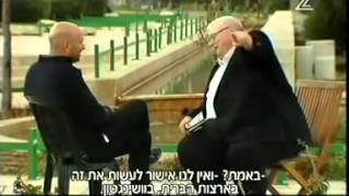 Evangelical Christians and Politics in Israel - Israel Channel 2 - English Subtitles