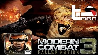 Modern Combat 3 LG optimus L5 - full APK