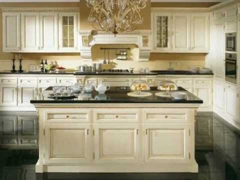 Classic Luxury Kitchen the classic luxury kitchen opens up to modern technology - youtube