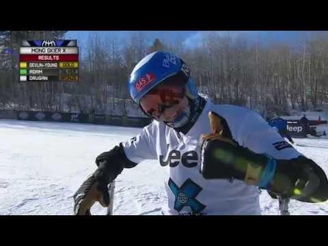 Chris Devlin-Young wins Mono Skier X - Winter X Games