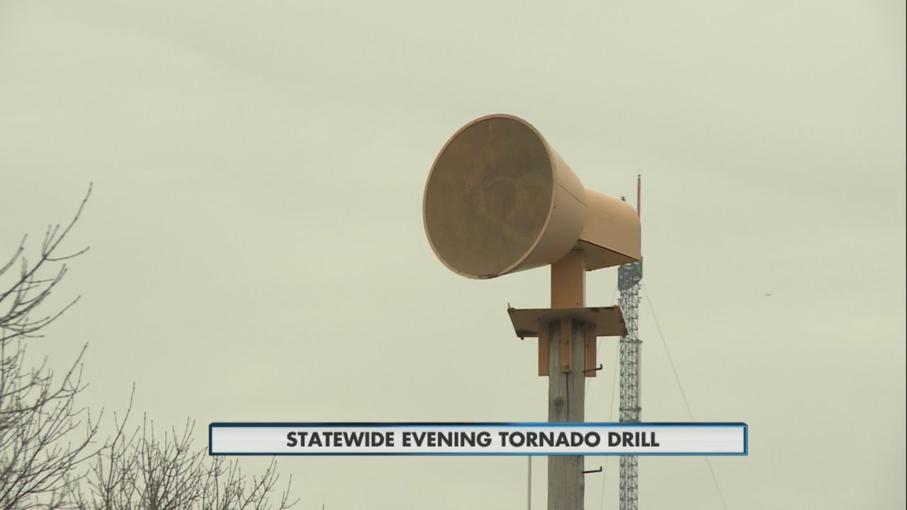 tornado drills Release - severe wx awareness week reminder 3518 wichita, kan (ksnw) - the statewide tornado drill is scheduled for tomorrow at 10 am sedgwick county emergency management will test the sirens in conjunction with the drill tuesday at 10 am to help the community prepare for severe weather.