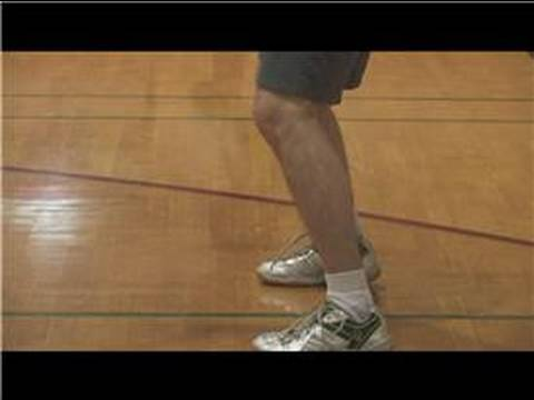 How to Play Badminton : How to Find Your Ready Position in Badminton