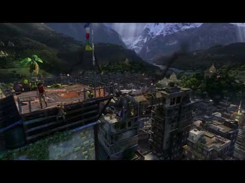UNCHARTED 2: Among Thieves™- Cologne GamesCom Trailer