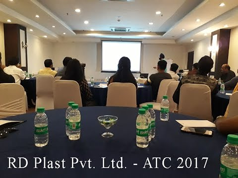 RD Plast Pvt Ltd - ATC (Annual Team Conference) 2017