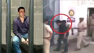 Salman Khan's SAD Condition Inside Jodhpur Jail For 5 Years In Black Buck Court Case