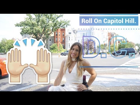 VLOG:: Roll On Capitol Hill