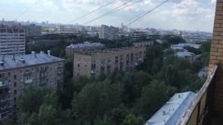 Крыши Москвы — 5-я улица Соколиной Горы 19-1
