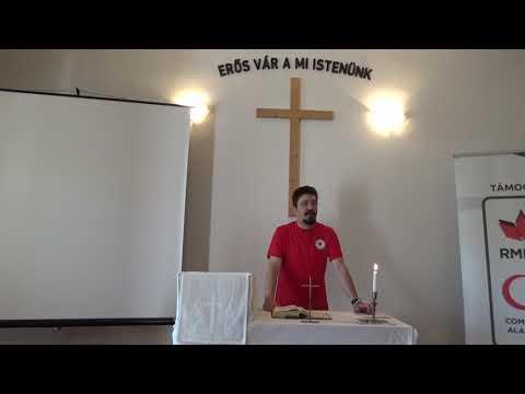 2018 - Egyházmegyei konfirmandus biblia hétvége - Reggeli áhitat - Horváth Csaba kiskapusi lelkész