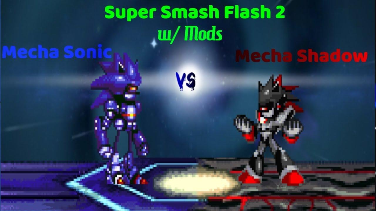 Super smash flash 2 sonic mod pack download
