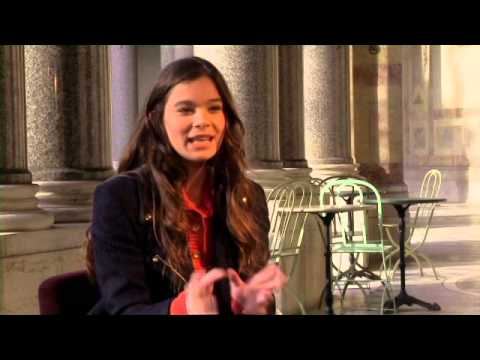 3 days to kill hailee steinfeld zooey youtube. Black Bedroom Furniture Sets. Home Design Ideas