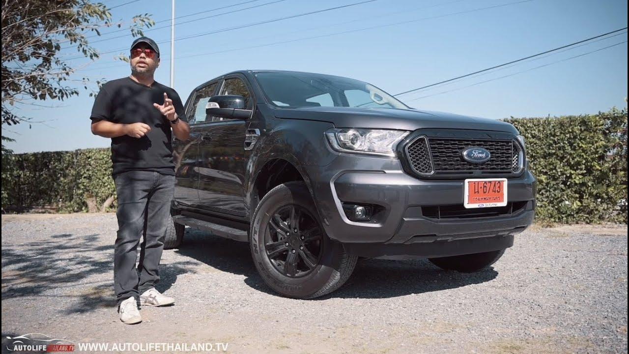ลองขับ Ford Ranger XLT 4 ประตู ขับดี หรูขึ้น ความปลอดภัยเยอะขึ้น คุ้มนะ ขาดแค่ option ไฮเทค