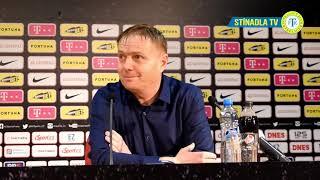 Tisková konference po utkání na Spartě (9.12.2018)