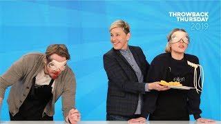 #TBT Kristen Bell & Dax Shepard's Cheeto Confusion in 'Taste Buds'