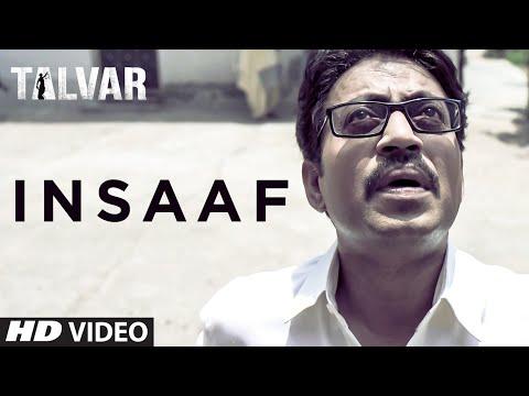 Insaaf  song lyrics