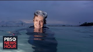 Marine biologist Sylvia Earle on why the ocean matters