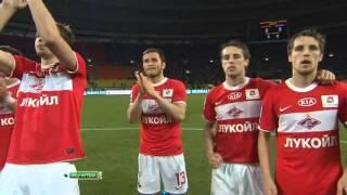 ЦСКА - Спартак. Кубок России-2010/11 (3-3, пен)