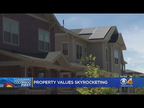 BEARDO - Property Values Skyrocket For Larimer County Residents