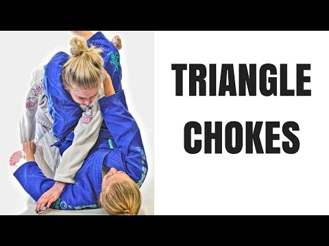 Three Levels of Triangle Chokes