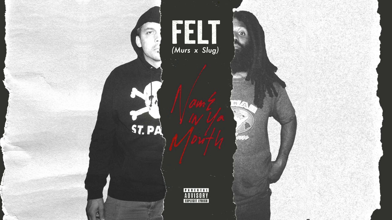 Felt - Name In Ya Mouth (Official Audio)