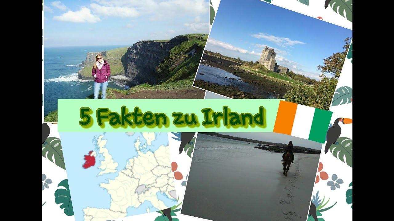 Irland Fakten