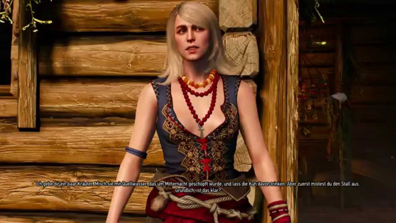 Witcher 3 Hexenjagd