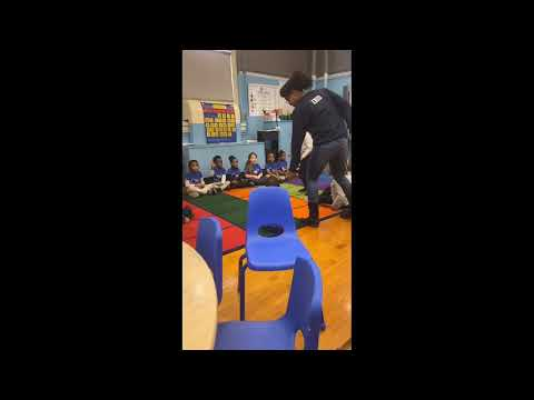 Kindergartners of Empower Charter School