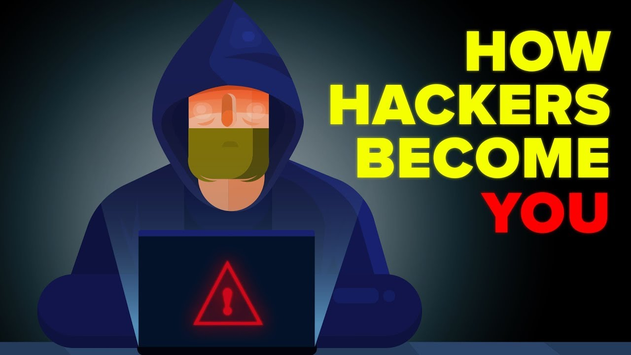 Cyber Security Advice | How do hackers still your identity?