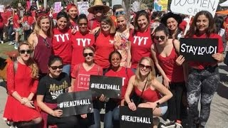 TYT's Day Without A Woman