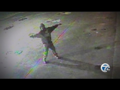 Detroit's Most Wanted: Surveillance video show murder