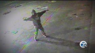 Detroit's Most Wanted: Surveillance video show murder