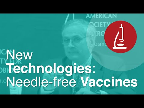 New Vaccine Technologies: Needle free Vaccines