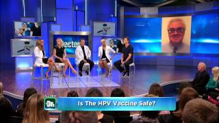 Expert Weighs In On HPV Vaccine Controversy -- The Doctors