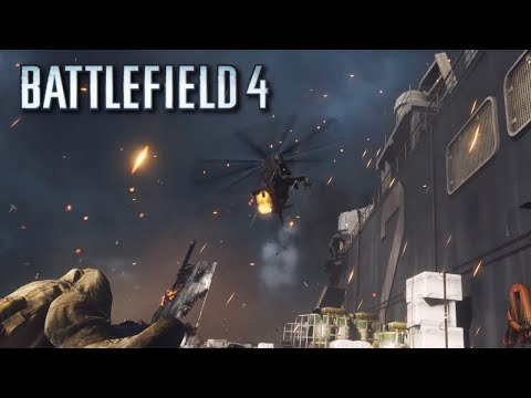 Battlefield 4 | South China Sea | Single Player Part 3