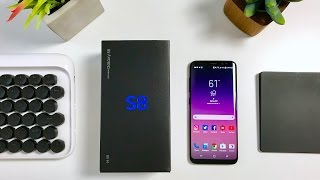 Samsung Galaxy S8 Unboxing & Review: Perfect Smartphone?
