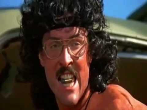 Weird Al Yankovic UHF Rambo Scene