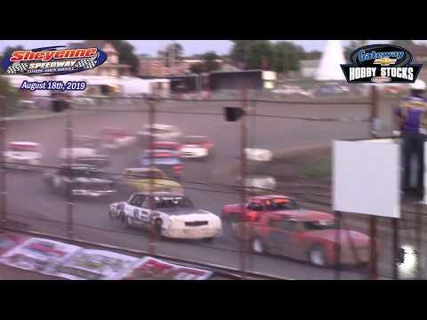 Sheyenne Speedway Hobby Stock A-Main (8/18/19)