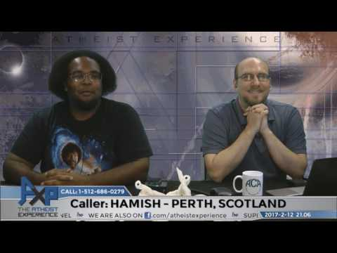 Worship of Popstars | Hamish - Perth, Scotland | Atheist Experience 21.06