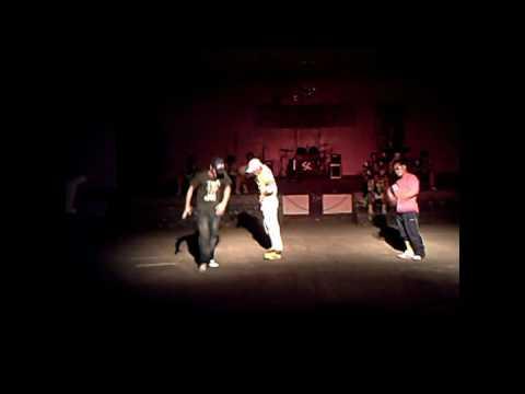 Hotttraxx Dancers @ Santo Niño De Jasaan 2009
