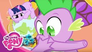 Мультики Дружба - это чудо про Пони - Секрет моего роста