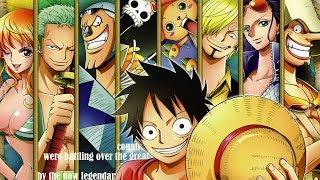 [One Piece Preview] Vua Hải Tặc Tập 812 - Đột Nhật Vào Lâu Đài Đánh Cắp ROAD PONGLYPH (811 813)