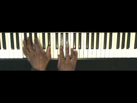 Piano Lesson Quick Fix - Playing Chord Scales in Eb, 9th & 11th ...