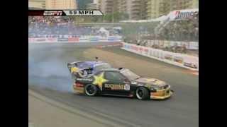 Formula Drift 2007 - Long Beach part 4
