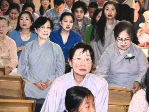Le Vu Lan 2010 Tu Vien Linh Son.wmv