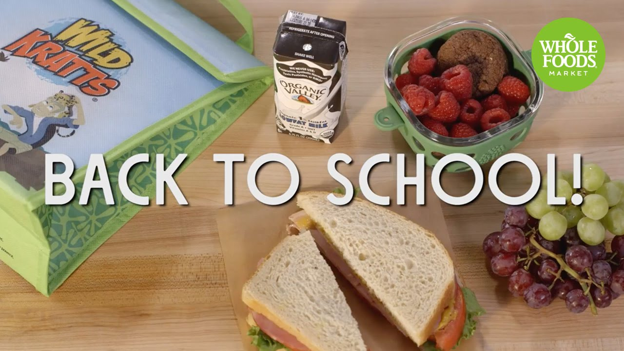 Back to School | Whole Foods Market