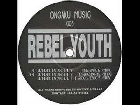 Rebel youth - Whats is Soul?