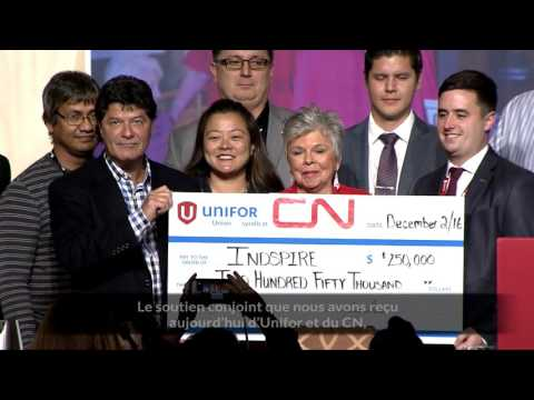 Ontario  Regional Council/Conseil régional de l'Ontario 2016 Bilingual
