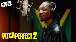 Snoop Dogg's Christmas Album   Pitch Perfect 2   Screen Bites